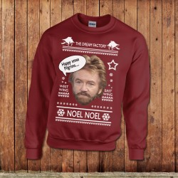 Noel Edmonds Christmas Jumper